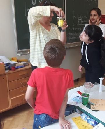 Forschen macht Spaß! (2)