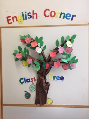 Our Apple Tree in 1b